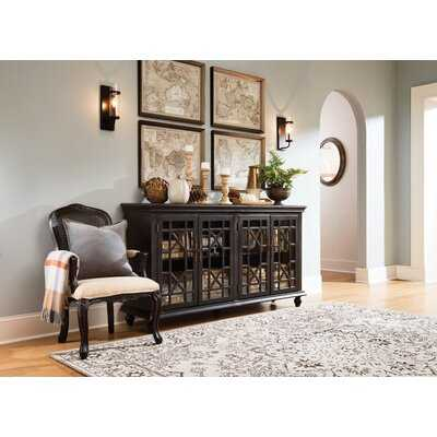 Jeffries TV Stand for TVs up to 78 inches - Birch Lane