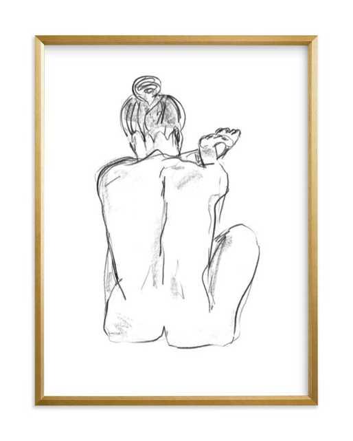 Stretching Art Print - Minted