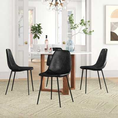 Kody Upholstered Side Chair (Set of 2) - Wayfair