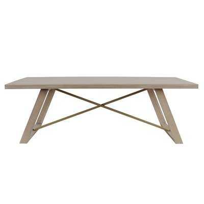 Amarillo Sled Coffee Table - Wayfair