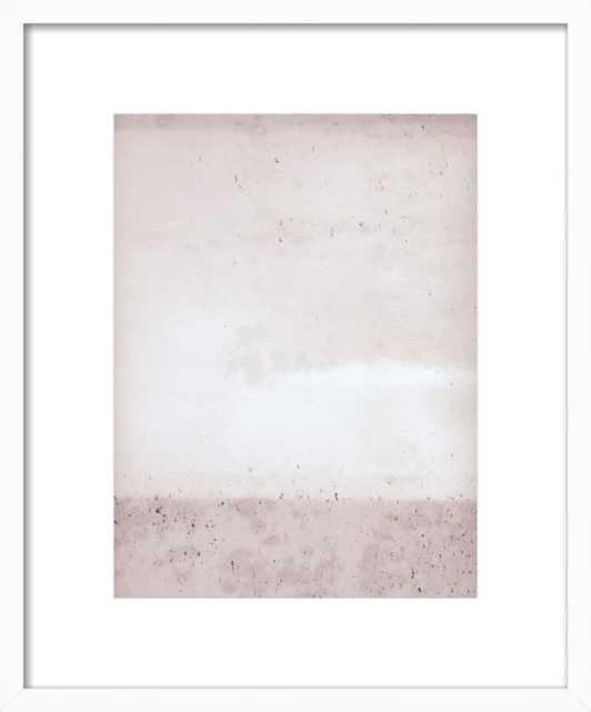 Overcast - Soft Pinks by Ashleigh Ninos for Artfully Walls - Artfully Walls