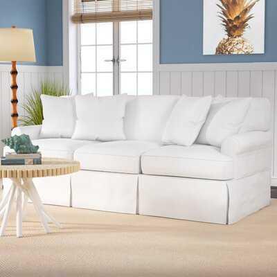 Rundle Slipcovered Sofa - Wayfair