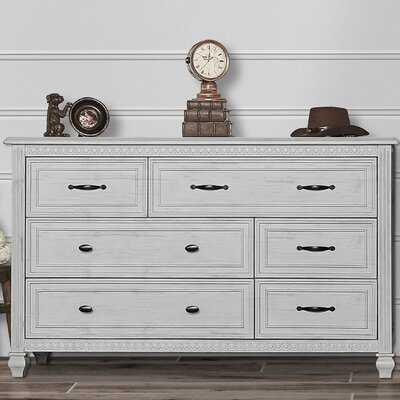 Madison 6 Drawer Dresser - Birch Lane