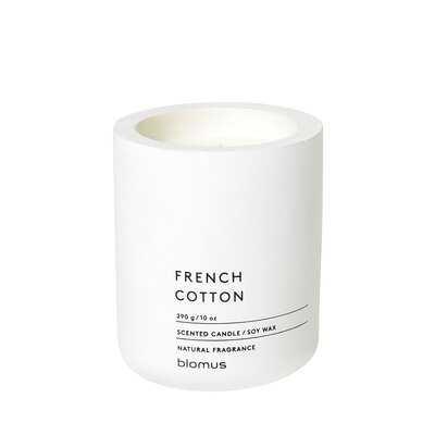 Fraga French Cotton Scented Jar Candle - Birch Lane
