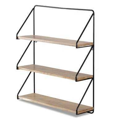 Abdi 3-Tier Wall Shelf - Wayfair