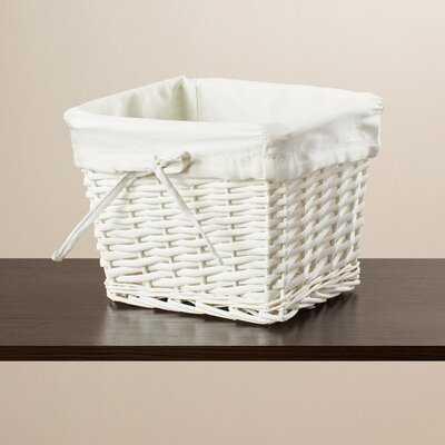 Jordyn Fabric Basket Liner - Wayfair