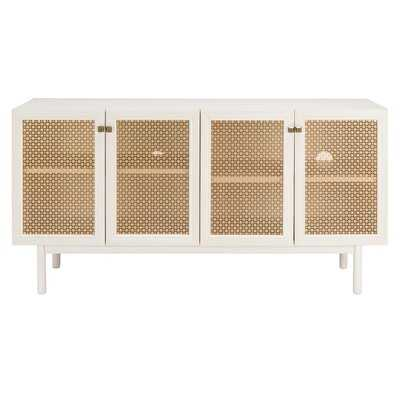 """Edison TV Stand for TVs up to 58"""" - Wayfair"""