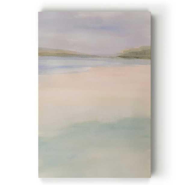 'Island Calm I' - Painting Print on Canvas - Wayfair