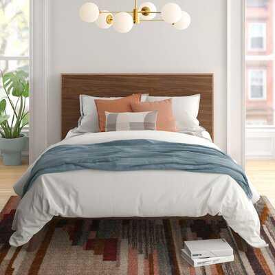 Solid Wood Platform Bed - Wayfair