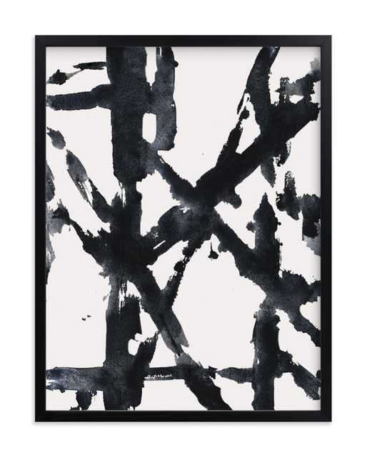 Ink Bridges 2 Art Print - Minted