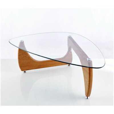 Lexi Abstract Coffee Table - Wayfair