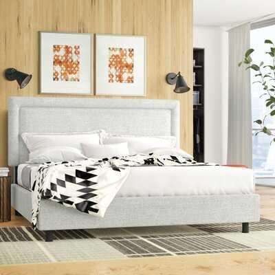 Mascorro Upholstered Standard Bed - AllModern
