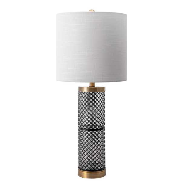 "Newport Glass Table Lamp, 31"" - Loom 23"