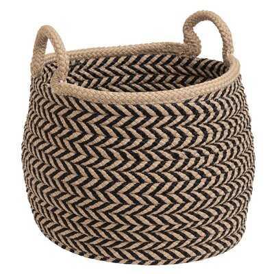 Preve Fabric Basket - Wayfair