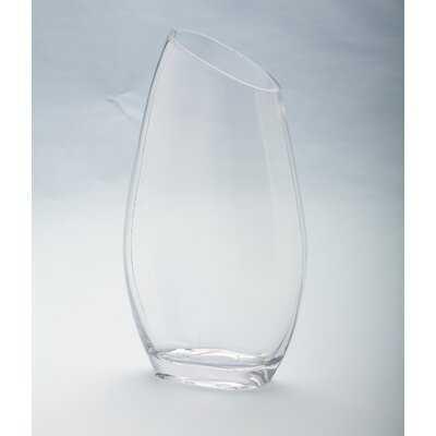 Adwick Angled Rim Vase - Wayfair