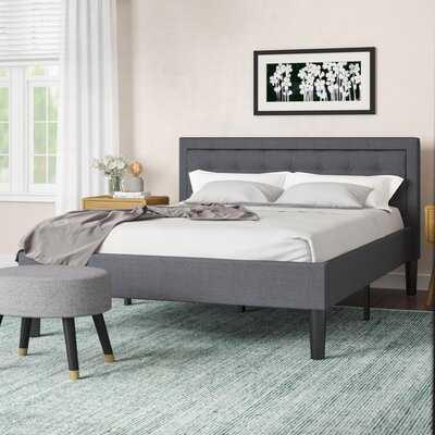 Pinheiro Upholstered Platform Bed - Wayfair