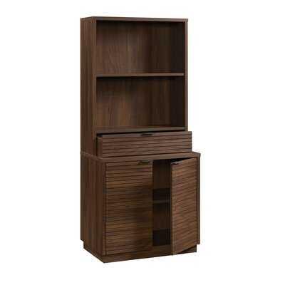 """Dodier 65.78"""" H x 30.86"""" W Standard Bookcase - Wayfair"""