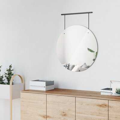 Exhibit Frameless Accent Mirror - Wayfair