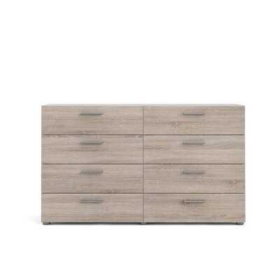 Pannell 8 Drawer Double Dresser - AllModern