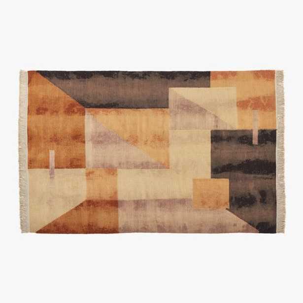 Tile Handwoven Rug 8'x10' - CB2