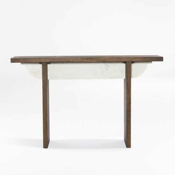 Lydia Console Table - Crate and Barrel