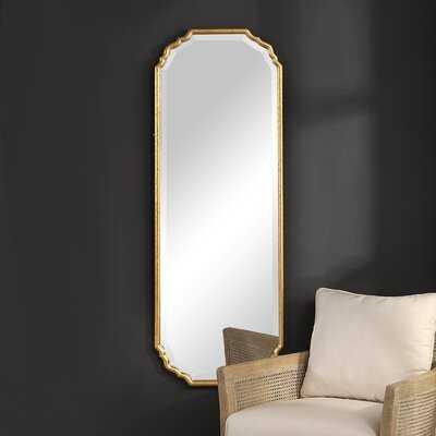 Christiano Traditional Beveled Full Length Wall Mirror - Wayfair