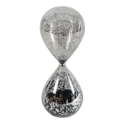 Hagan Mercury Hourglass - Wayfair
