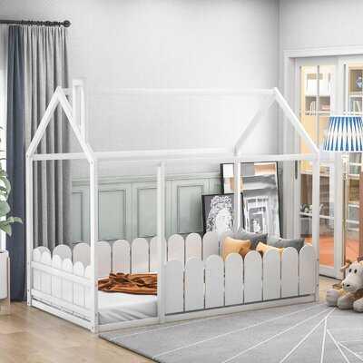 Kareem Twin Platform Bed by Harper Orchard - Wayfair