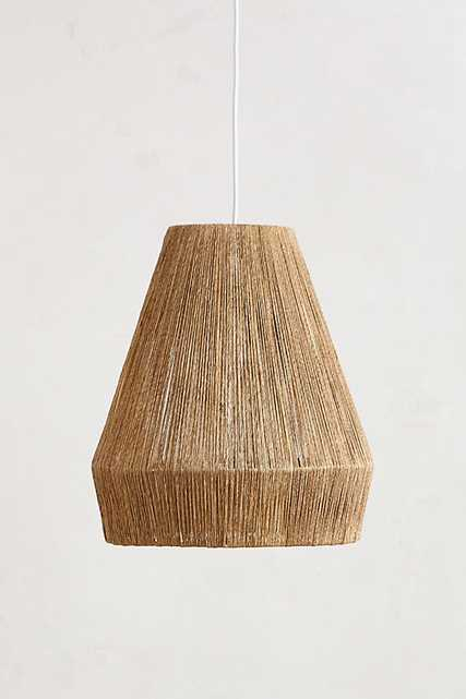 Bungalow Pendant By Anthropologie in Beige - Anthropologie