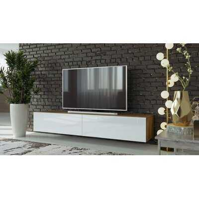 """Lesterny Floating TV Stand for TVs up to 75"""" - Wayfair"""