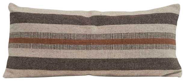 "Sullivan Lumbar Pillow, 16""x 36"" - Cove Goods"