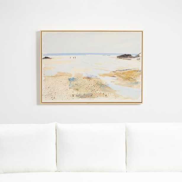 Shore Tides Print - Crate and Barrel