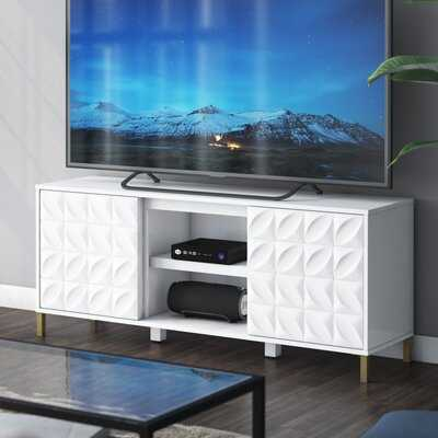 """Mitchellville TV Stand for TVs up to 60"""" - Wayfair"""