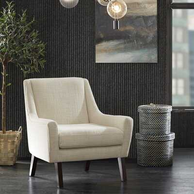 """Midway 30"""" Wide Polyester Armchair - Wayfair"""