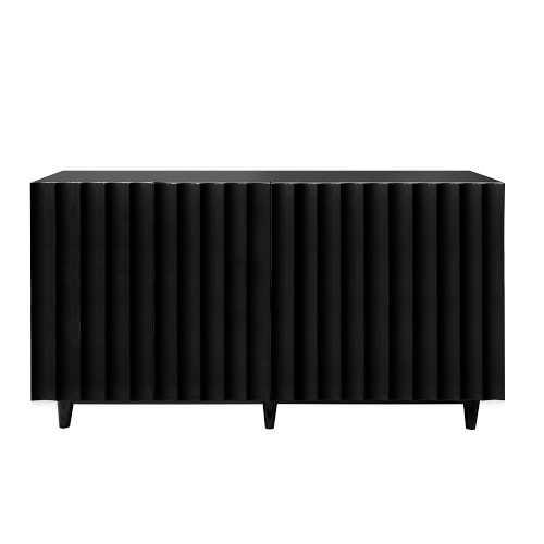 Paramont Sideboard, 60, Wood, Ebony - Williams Sonoma