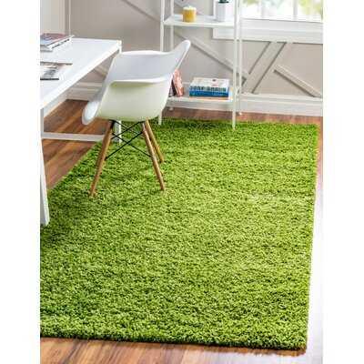 Angeline Green Area Rug - Wayfair