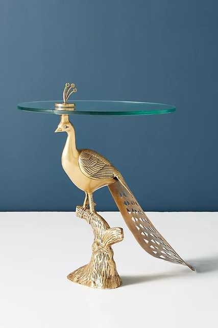Pavo Side Table - Anthropologie