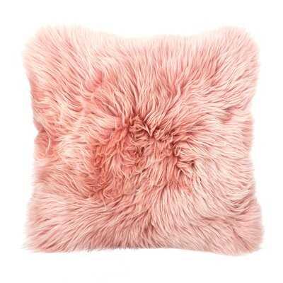 Shila Square Pillow Cover & Insert - Wayfair