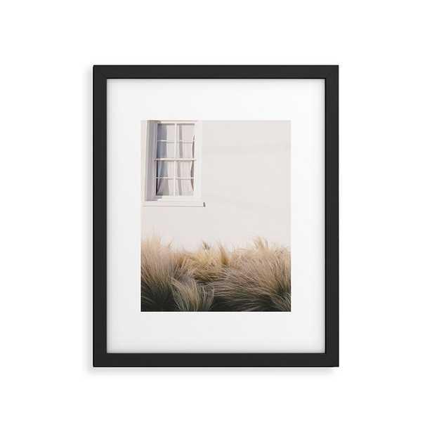 "Marfa Minimalism by Ann Hudec, Modern Framed Art Print, Black,16"" x 20"" - Cove Goods"
