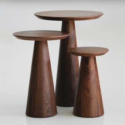 Dulles 3 Piece Coffee Table Set - Wayfair
