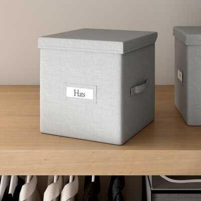 Fabric Storage Box - Wayfair