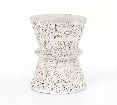 Terrazzo Accent Table - Pottery Barn