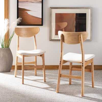 Lucca Side Chair (set of 2) - Wayfair