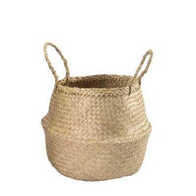 Belly Straw Seagrass Basket Set - Wayfair