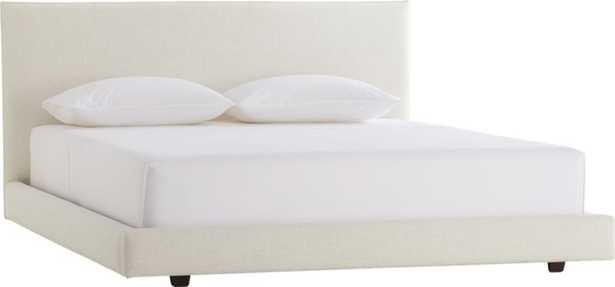 Façade Snow King Bed - CB2