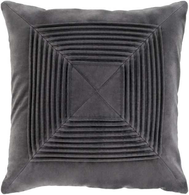 Akira AKA-006 Pillow Shell with Poly Insert 18x18 - Neva Home