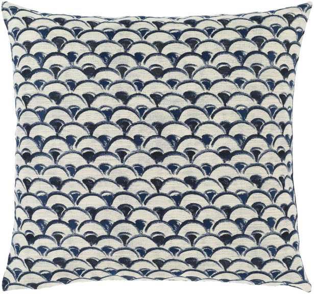 "Sanya Bay - SNY-004 - 20"" x 20"" - pillow cover only - Neva Home"