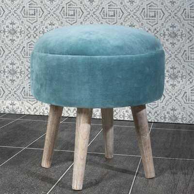 Baar Upholstered Backless Non-Swivel Vanity Stool - Wayfair