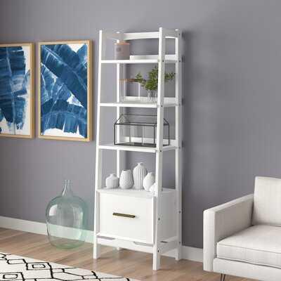 Stiles 70.2'' H x 22.2'' W Etagere Bookcase - Wayfair