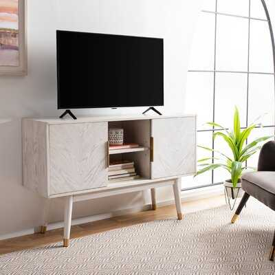 """Folcroft TV Stand for TVs up to 60"""" - Wayfair"""
